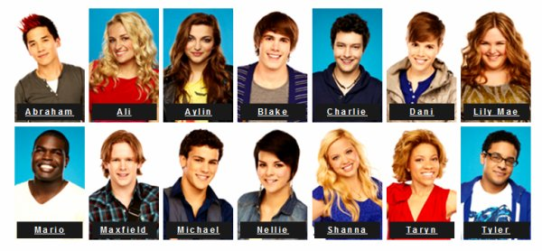 Glee Project 2