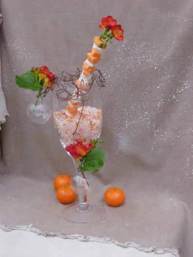 Samedi 17 Décembre 2011..J-8..Cocktail