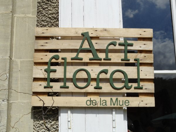"Exposition d'art floral : ""La gourmandise"""