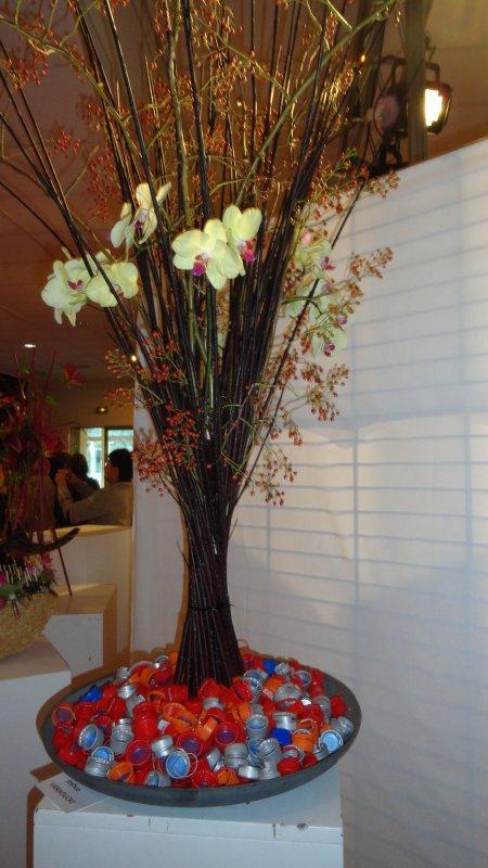 Week end floral à  Agneaux.......suite et fin !!!!