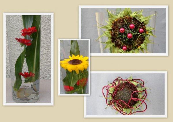 """Participation à """"L'atelier floral"""""""