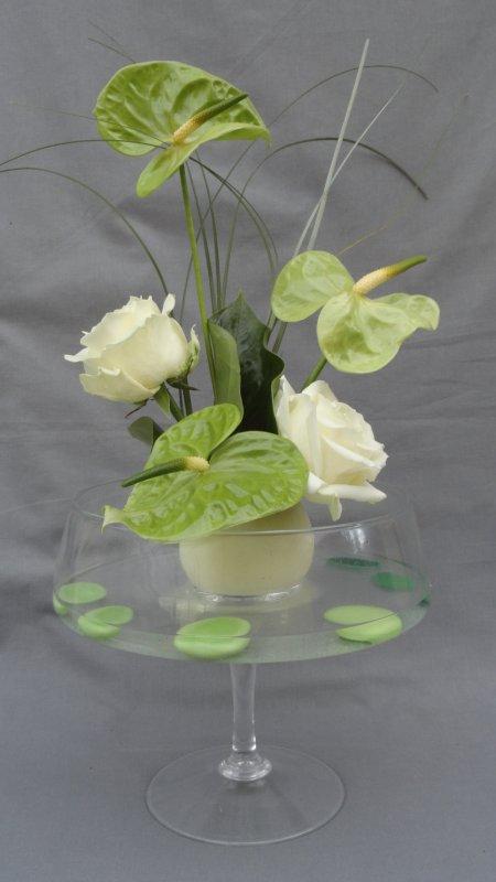 Composition florale pour offrir !!!!!