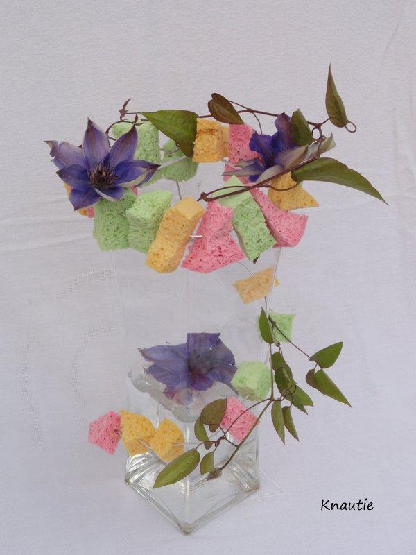 """Participation à """"L'atelier floral"""" n°31"""