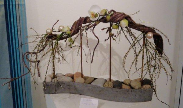 Exposition d'art floral à Agon Coutainville...suite