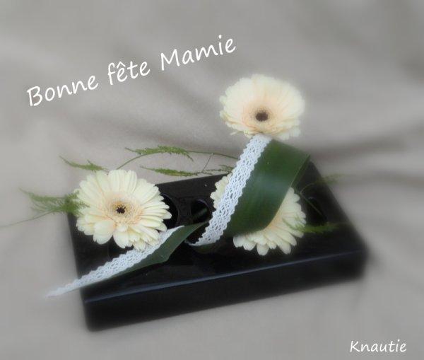 Bonne fête Mamie