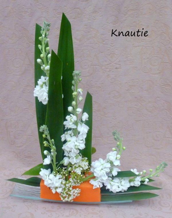 Bouquet en L