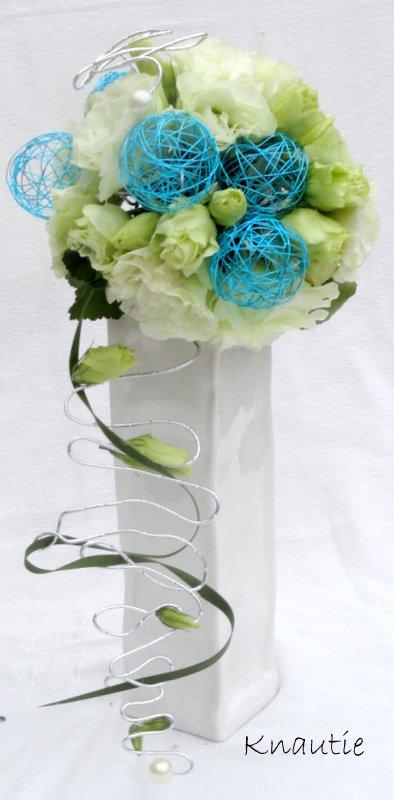 Bouquet sur poignée