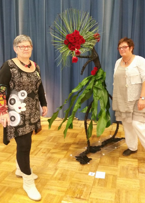 Concours international d'art floral