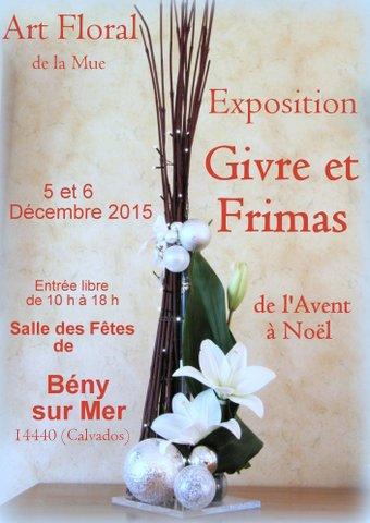 Exposition d'art floral Samedi 5 et dimanche 6