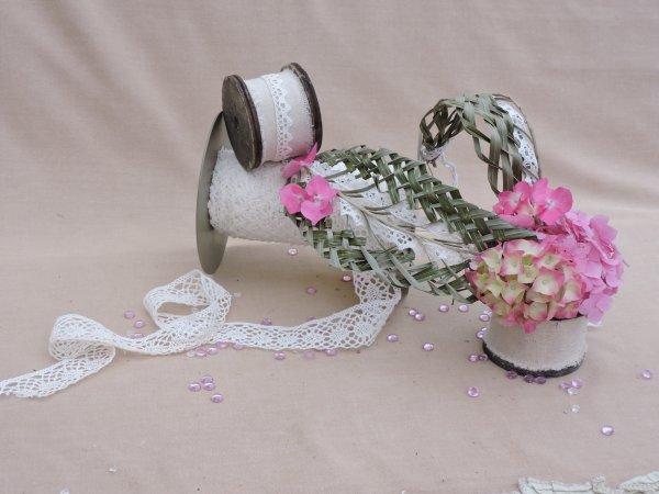 """""""Vintage"""" de la revue """" l'Atelier floral"""""""