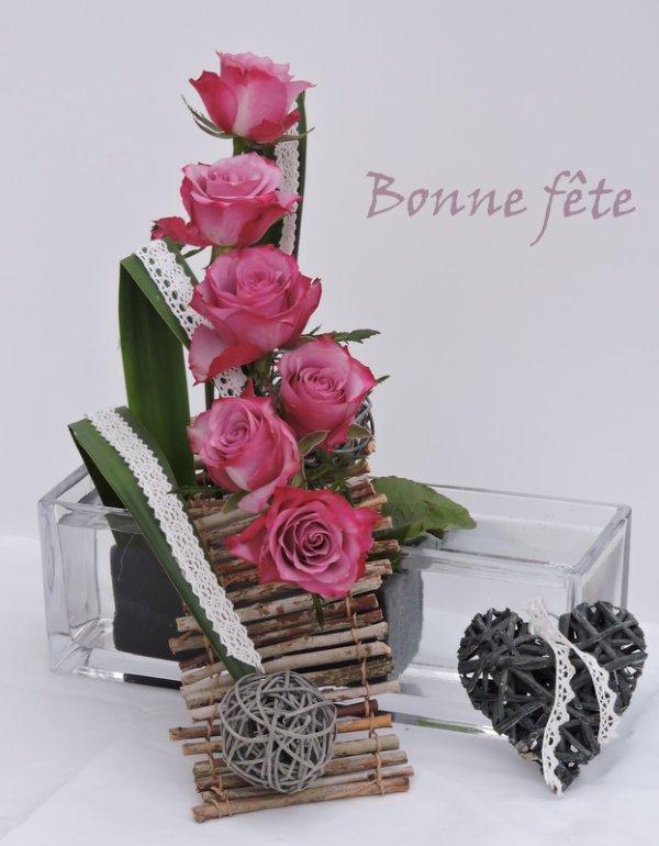 Bonne fête aux Mamans de Belgique