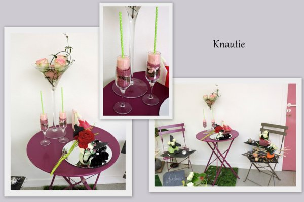 """Suite expo ....""""Cocooning"""" et """" Table"""""""