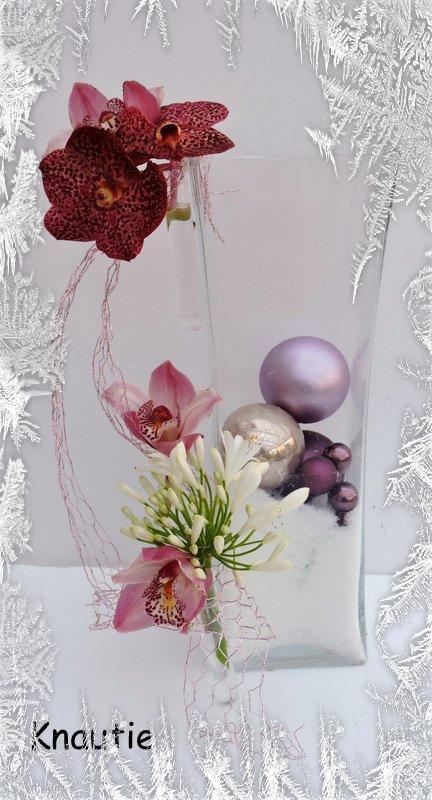 """Calendrier 2016...J19 ..."""" Bouquet d'accueil"""""""