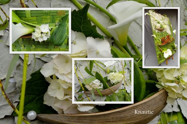 """Ma participation au concours de la revue  """"Atelier floral"""""""