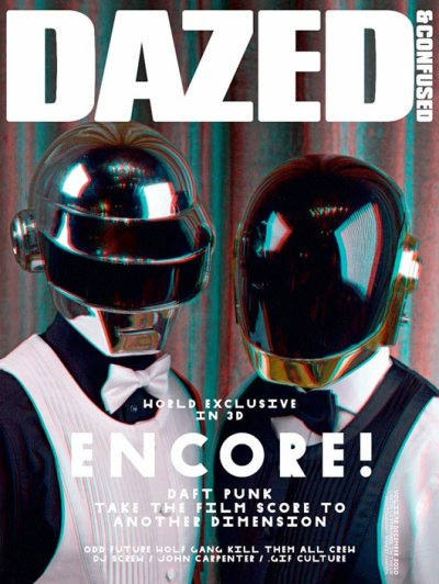 dazed daft punk !!!