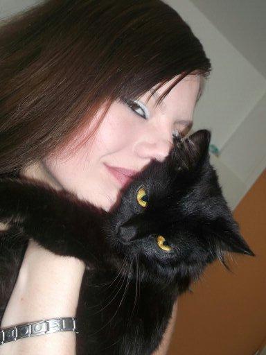 Océane & mon bébé =)