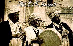Ali el KHenchli  Chanteur chaoui Khenchla