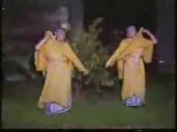 La dance chaoui fiere d'etre chaoui et fiere plus d'etre Algerien Musulman