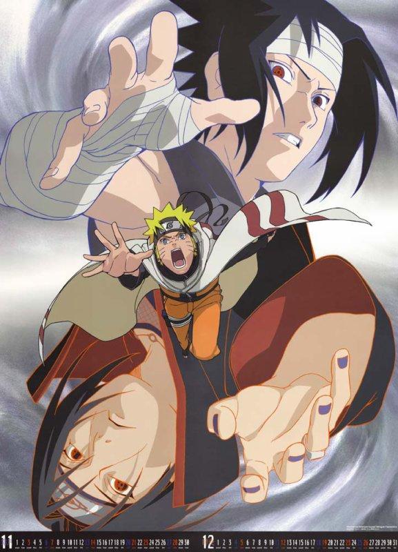 Résumé de Naruto