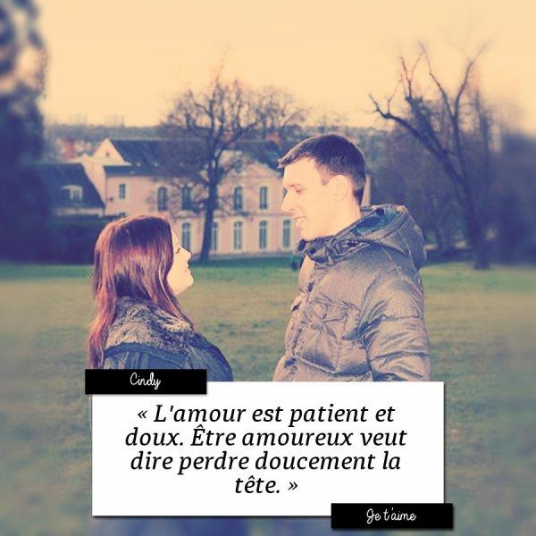 🎀《 L'amour de ma vie, une rencontre hors du commun 》🎀