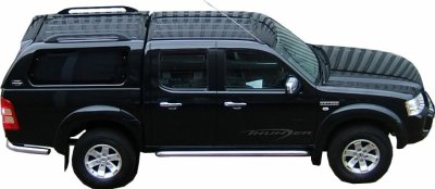 HARD TOP CARRYBOY FORD RANGER 2007+ DOUBLE CAB