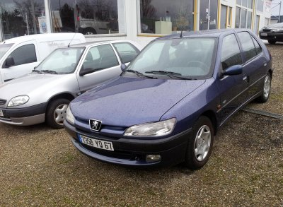 306 peugeot 1 6 essence occasion 2950 euros made in 4x4 - Garage peugeot strasbourg ...