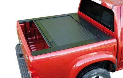 ROLL TOP COVER  pour  TOYOTA HILUX/VIGO 2005+ DOUBLE CAB