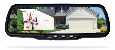 RETROVISEUR de Recul Multimédia avec écran4.3 - 16.9  en promo avec Garage Georges votre spécialiste 4x4 multimarquesRETROVISEUR de Recul Multimédia avec écran4.3 - 16.9