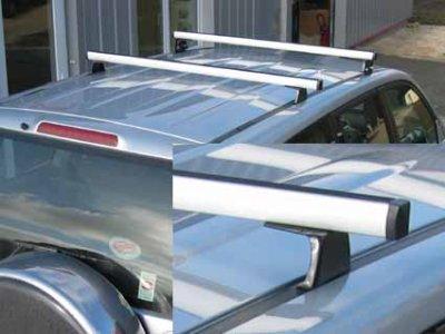 Barres alu Pro Nissan X-Trail depuis 2002  Profitez de 20% de  promo avec Garage Georges spécialiste 4x4 multimarques
