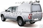 HARD TOP TOIT HAUT UTILITAIRE FORD RANGER 1999/2006 EXTRA CAB
