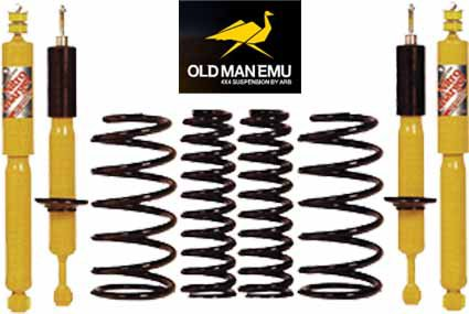 KIT SUSPENSION OME NISSAN TERRANO II