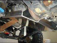 Blindage boite de Vitesse Jeep Wrangler JK depuis 2007