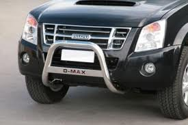 MEDIUM BAR INOX  ISUZU DMAX 2012+ CE