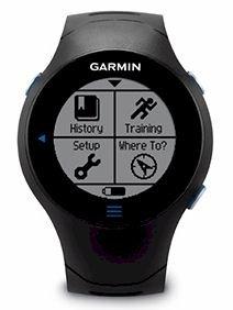GARMIN Forerunner 610 HRM Edition spéciale Europe