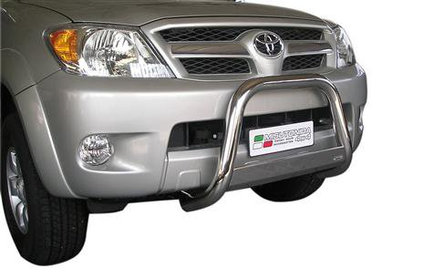 MEDIUM BAR INOX  TOYOTA VIGO/HILUX 2006+