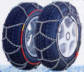 Chaînes à neige Rapid Matic V5 pour 4x4, Camping-Car ou utilitaire