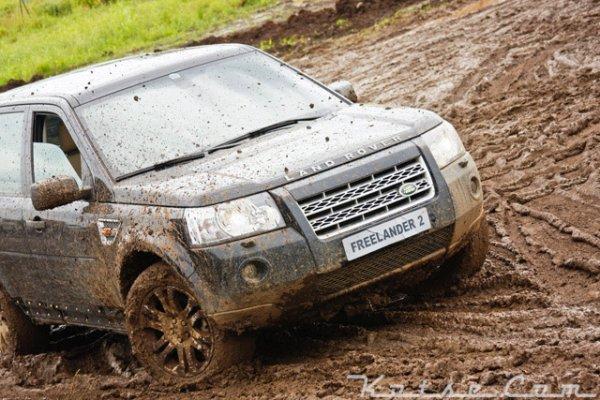 CONDENSEUR de Clim pour  Land Rover FREELANDER II à partir de 03/2007