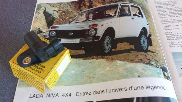 CAPTEUR ARBRE A CAMES E3 Niva 4x4 1.7