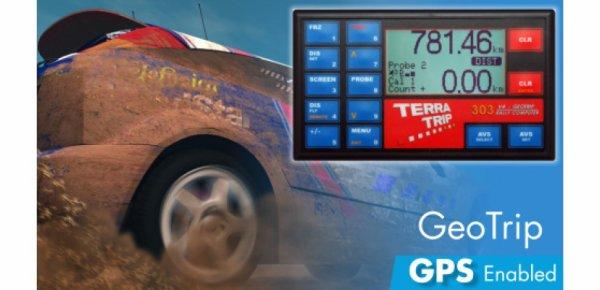 TERRATRIP 303 GEOTRIP GPS