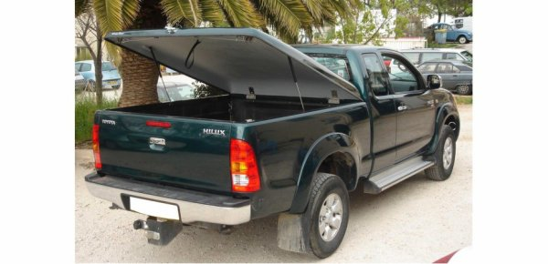 TONNEAU COVER CT TOYOTA HILUX 2005+ EXTRA CABINE