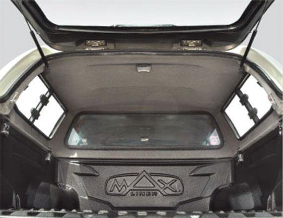 HARD TOP MAXTOP STYLISH pour  FORD RANGER 2012+ DOUBLE CAB GRIS 2JN