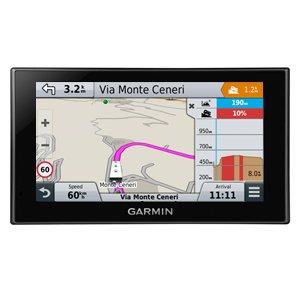 GPS CAMPING CAR CAMPER 660LMT-D