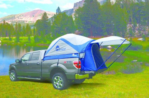 Tente  NAPIER - Rejoignez la révolution de camping aujourd'hui!