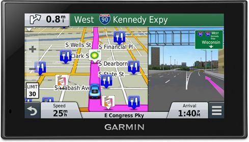 Faites vous plaisir ! Avec le Nouveau GPS GARMIN NUVI 2689 LMT