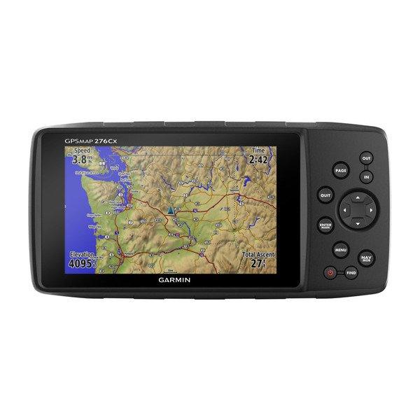 GPSMAP® 276Cx - Le légendaire GPS tout terrain est de retour