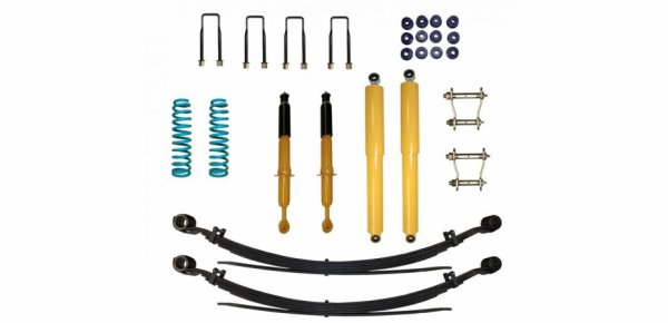 KIT SUSPENSION DOBINSONS TOYOTA HILUX/REVO 2016+