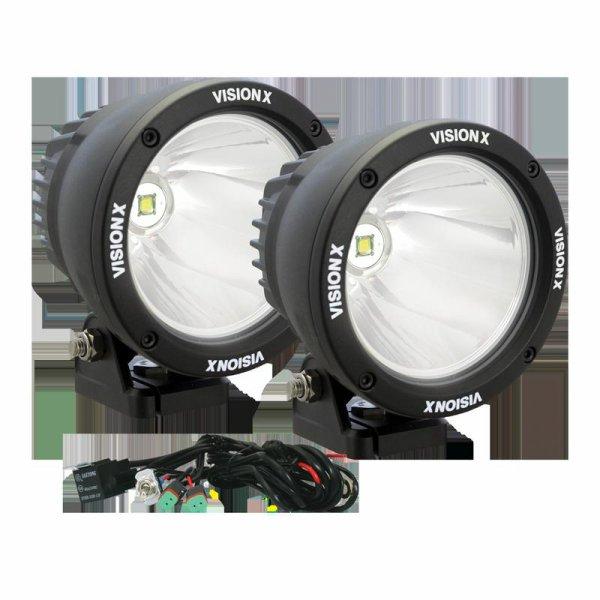 Vision X. - Sans doute les phares Leds les plus performants au monde !