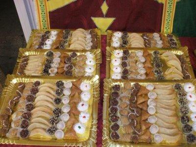 Gateau De Mariage Marocain