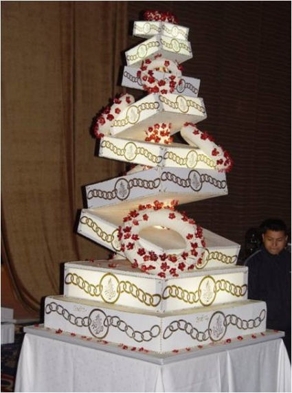 Bien-aimé gateaux marié piéce monté - traiteur mariage marocain a votre service BU21