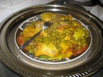 prsentations notre menu mariage marocain - Traiteur Mariage Marocain